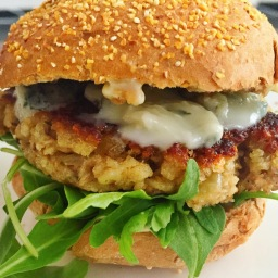 Burgertime: Flepburger, champignonburger en zalmteriyakiburger